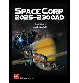 GMT SPACECORP: 2025-2300 AD