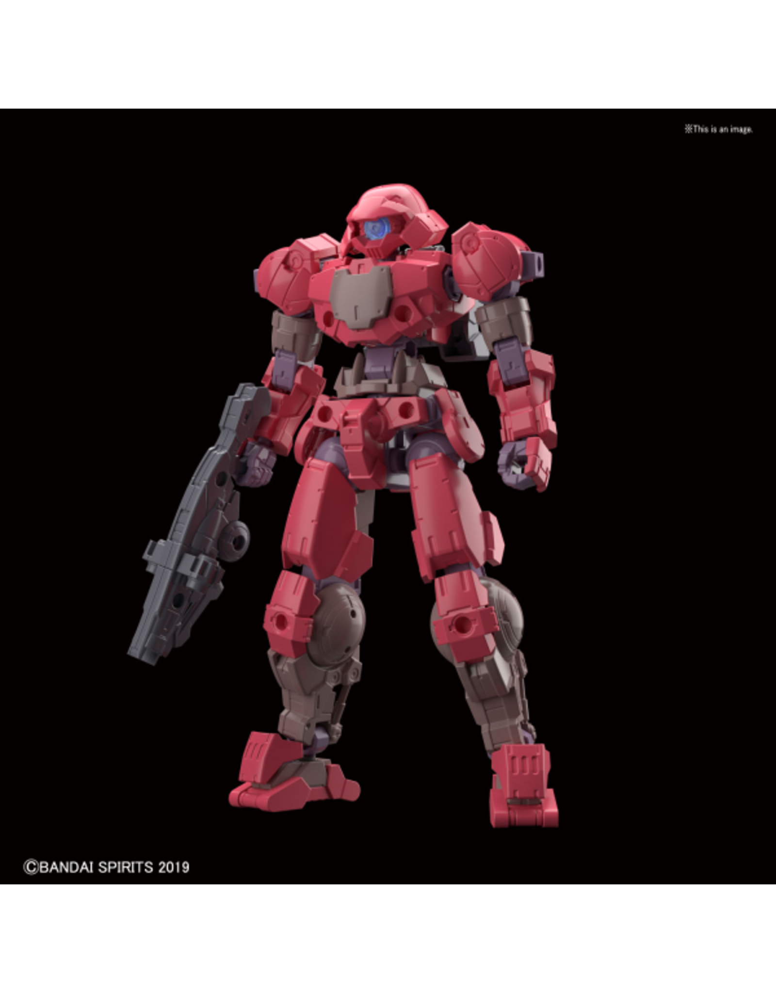 BANDAI 30MM 1:144 BEMX-15 PORTANOVA [RED]