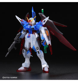 BANDAI HG 1/144 DESTINY GUNDAM [CLEAR COLOR]