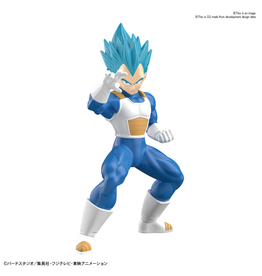 BANDAI ENTRY GRADE SUPER SAIYAN GOD SUPER SAIYAN VEGETA
