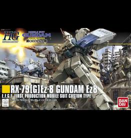 BANDAI HGUC 1/144 #155 GUNDAM EZ8