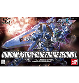 BANDAI HG 1/144 GUNDAM ASTRAY BLUE FRAME SECOND L