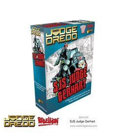 Warlord Games JUDGE DREDD: SJS JUDGE GERHART