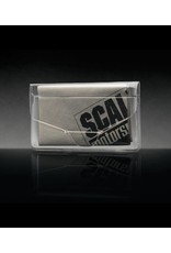 Scale Motorsport MICROFIBER POLISHING CLOTH - GREY