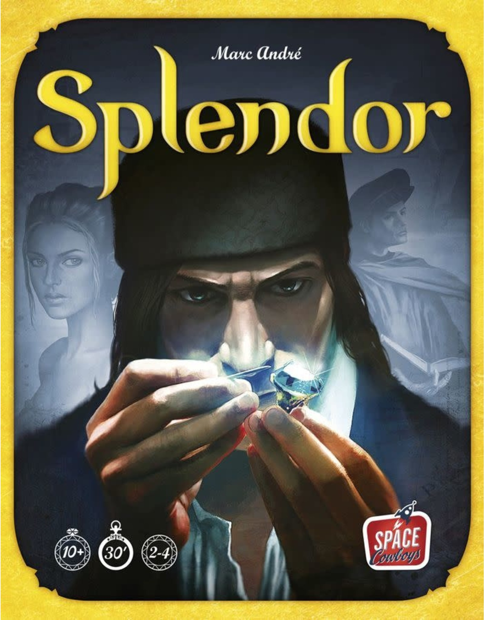 Space Cowboys SPLENDOR (ENGLISH)