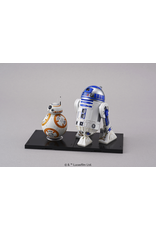 BANDAI 1:12 BB-8 & R2-D2
