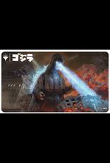 Ultra Pro UP PLAYMAT MTG IKORIA GODZILLA, KING O/T MONSTERS
