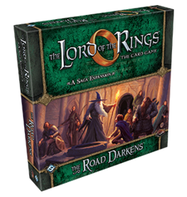 Fantasy Flight LORD OF THE RINGS LCG: THE ROAD DARKENS