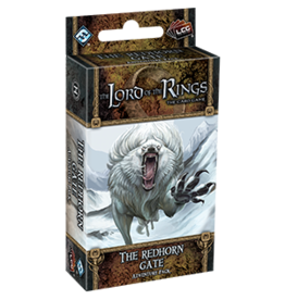 Fantasy Flight LORD OF THE RINGS LCG: THE REDHORN GATE