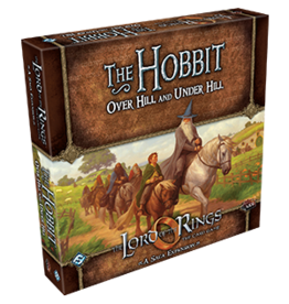Fantasy Flight LORD OF THE RINGS LCG: THE HOBBIT - OVER HILL AND UNDER HILL