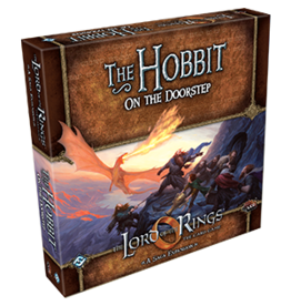 Fantasy Flight LORD OF THE RINGS LCG: THE HOBBIT ON THE DOORSTEP