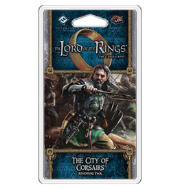 Fantasy Flight LORD OF THE RINGS LCG: THE CITY OF CORSAIRS