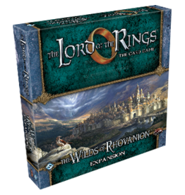 Fantasy Flight LORD OF THE RINGS LCG: THE WILDS OF RHOVANION