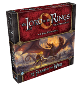 Fantasy Flight LORD OF THE RINGS LCG: THE FLAME OF THE WEST SAGA