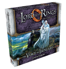 Fantasy Flight LORD OF THE RINGS LCG: THE VOICE OF ISENGARD
