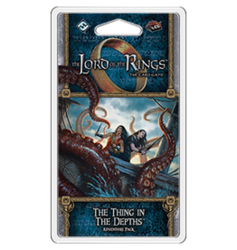 Fantasy Flight LORD OF THE RINGS LCG: THE THING IN THE DEPTHS