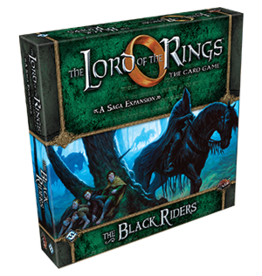 Fantasy Flight LORD OF THE RINGS LCG: THE BLACK RIDERS
