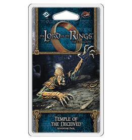 Fantasy Flight LORD OF THE RINGS LCG: TEMPLE OF THE DECEIVED