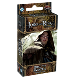 Fantasy Flight LORD OF THE RINGS LCG: ROAD TO RIVENDELL