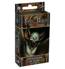 Fantasy Flight LORD OF THE RINGS LCG: FOUNDATIONS OF STONE