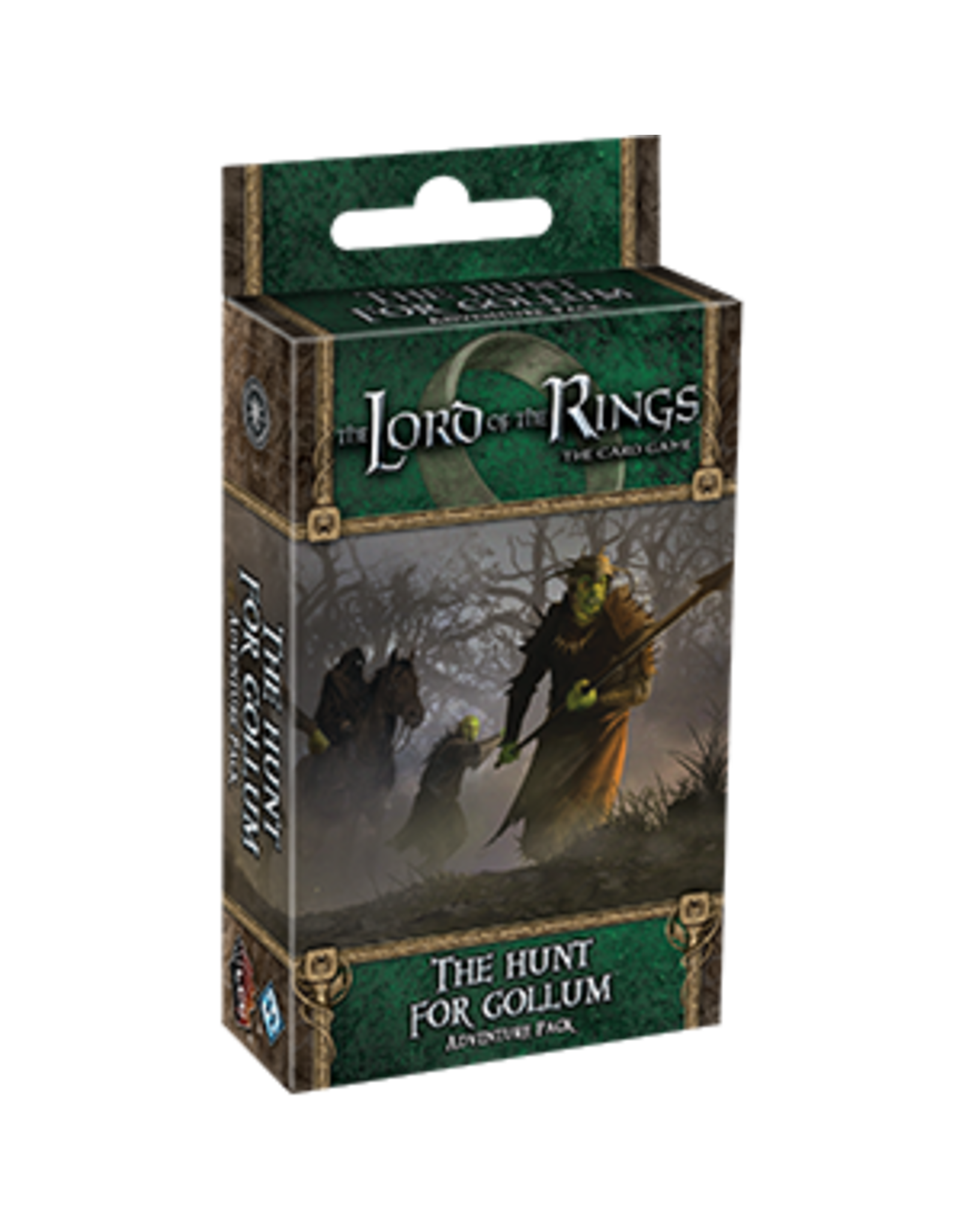 Fantasy Flight LORD OF THE RINGS LCG: THE HUNT FOR GOLLUM
