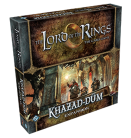 Fantasy Flight LORD OF THE RINGS LCG: KHAZAD-DUM CAMPAIGN