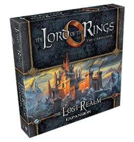 Fantasy Flight LORD OF THE RINGS LCG: THE LOST REALM