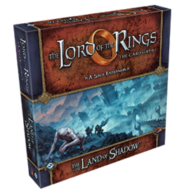 Fantasy Flight LORD OF THE RINGS LCG: THE LAND OF SHADOW