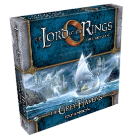 Fantasy Flight LORD OF THE RINGS LCG: THE GREY HAVENS