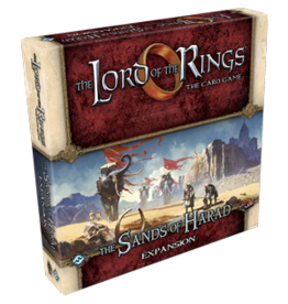 Fantasy Flight LORD OF THE RINGS LCG: SANDS OF HARAD