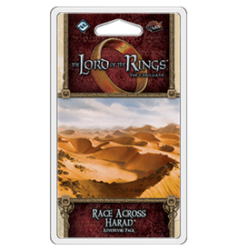 Fantasy Flight LORD OF THE RINGS LCG: RACE ACROSS HARAD