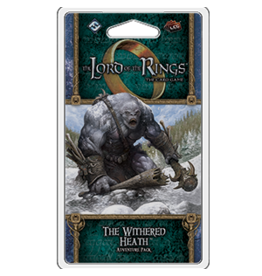 Fantasy Flight LORD OF THE RINGS LCG: THE WITHERED HEATH