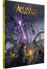 Monte Cook Games ARCANA OF THE ANCIENTS 5E HC