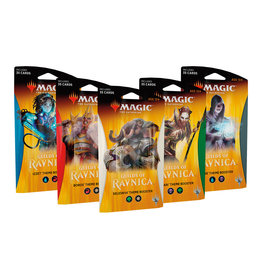 Wizards of the Coast MTG Guilds of Ravnica Theme Boosters
