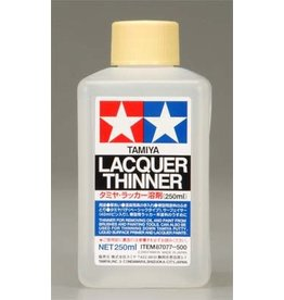 Tamiya TAMIYA LACQUER THINNER 250ML