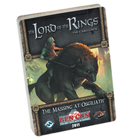 Fantasy Flight LORD OF THE RINGS LCG: THE MASSING AT OSGILIATH POD