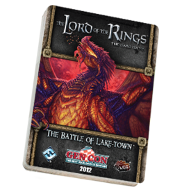 Fantasy Flight LORD OF THE RINGS LCG: THE BATTLE FOR LAKE-TOWN POD