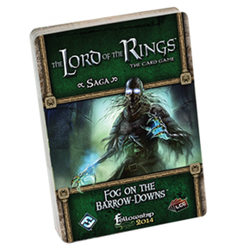 Fantasy Flight LORD OF THE RINGS LCG: THE BARROW DOWNS QUEST POD