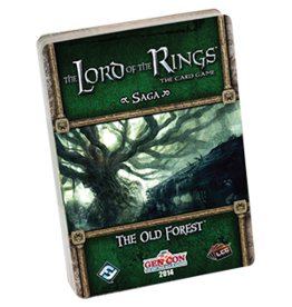 Fantasy Flight LORD OF THE RINGS LCG: THE OLD FOREST QUEST POD