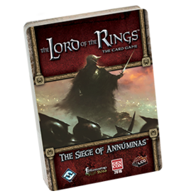 Fantasy Flight LORD OF THE RINGS LCG: SIEGE OF ANNUMINAS