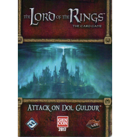 Fantasy Flight LORD OF THE RINGS LCG: ATTACK ON DOL GULDUR