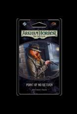 Fantasy Flight ARKHAM HORROR LCG: POINT OF NO RETURN