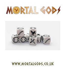 Footsore Miniatures MORTAL GODS DICE