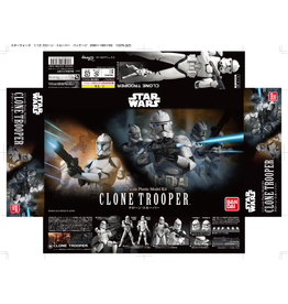 BANDAI 1:12 CLONE TROOPER