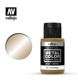VALLEJO METAL COLOR: GOLD (32ML)
