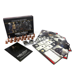 Steamforged Games DARK SOULS BOARD GAME: WAVE 3 CHARACTERS EXPANSION