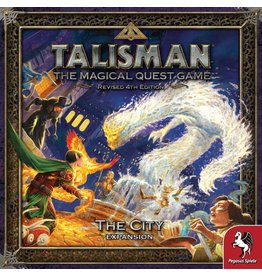 Pegasus Spiel TALISMANE: THE CITY