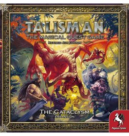 Pegasus Spiel TALISMAN 4E: THE CATACLYSM EXPANSION