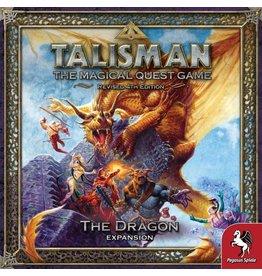 Pegasus Spiel TALISMAN 4E: THE DRAGON