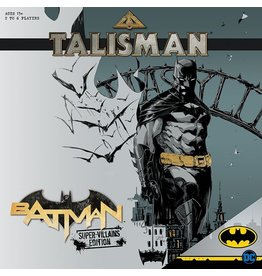 USAopoly TALISMAN: BATMAN VILLAINS EDITION